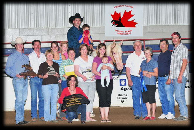 Blanc Chex To Cash - 2009 Western Canada Regional Affiliate Finals Intermediate Open Champion